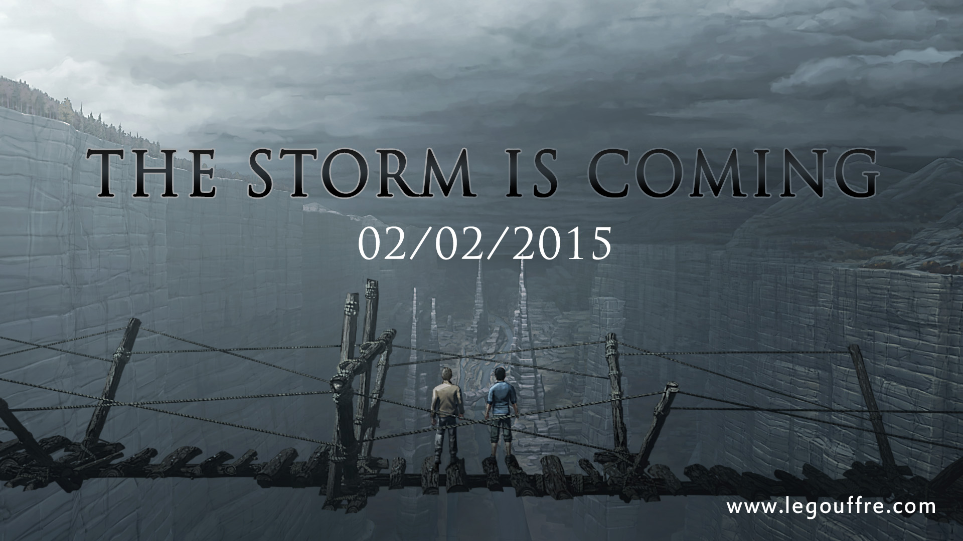 TheStormIsComing